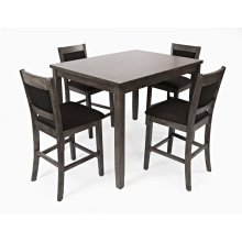 Greyson Heights 5 Pack - Counter Height Table With 4 Stools