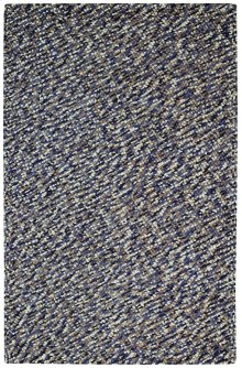 Pebbles Indigo Hand Knotted Rugs