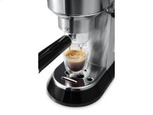 Dedica Manual Espresso Machine - EC 680 - Stainless Steel