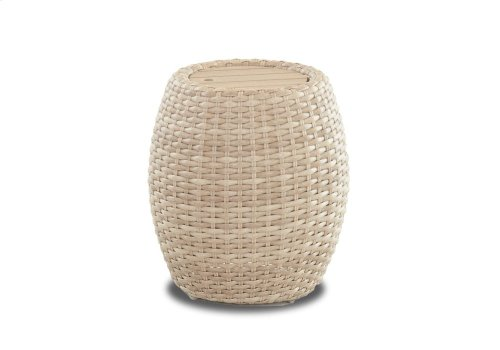 Mesa Round Accent Table