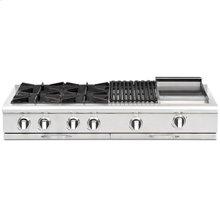 "Culinarian 48"" Gas Range Top"