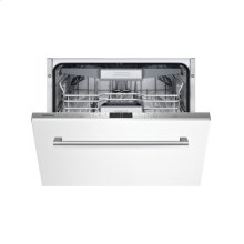 Dishwasher DF 260 760 fully integrated Appliance height 34 1/16''