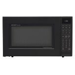 1.5 cu. ft. 900W  Matte Black Carousel Convection Microwave Oven