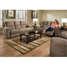 50436BR Power Reclining Loveseat