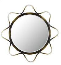 LORCA METAL MIRROR WITH BEVELED GLASS Product Image
