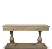 Corinne Pedestal Top 97 lbs Sun-drenched Acacia finish Product Image