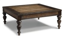 Bordeaux Square Coffee Table