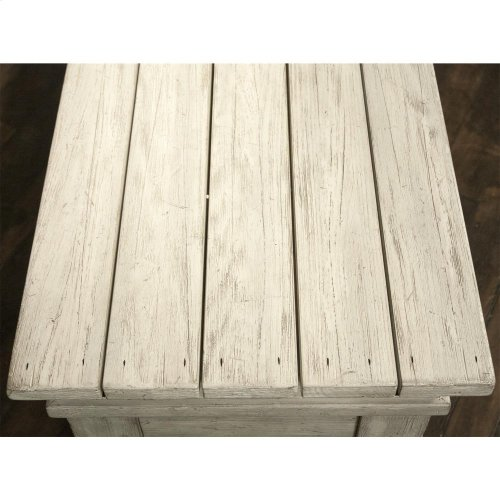 Regan - Bench - Farmhouse White Finish