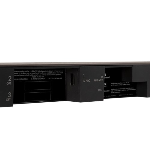 3.1 Channel Ultra-slim Sound Bar System with Chromecast Built-in