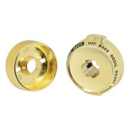 "48"" and 60"" Dual Fuel, Sealed Rangetop and Gas Range Brass Bezels"