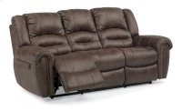 Downtown Fabric Power Reclining Sofa Product Image