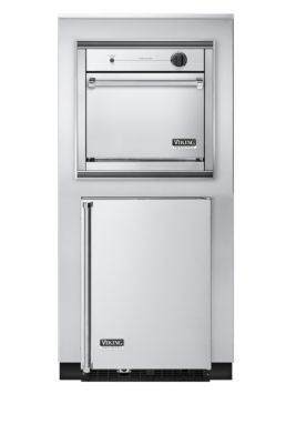 """32"""" W x 30"""" D Refrigeration Gas Oven Tower"""