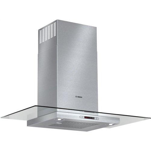 Benchmark® wall-mounted cooker hood 36'' Stainless steel HCG56651UC