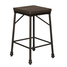 Castille Square Counter Height Non-swivel Stool