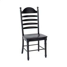 Turned Leg Side Chair