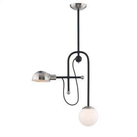 Mingle LED 2-Light Pendant