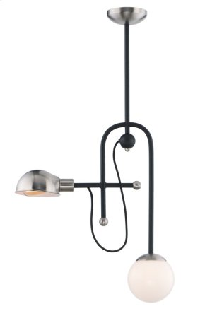 Mingle LED 2-Light Pendant
