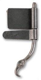 Wrought Iron Rat Tail Hinge Product Image