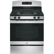 "GE® 30"" Free-Standing Gas Range - CLEARANCE ITEM"