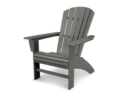 Lime Nautical Curveback Adirondack Chair