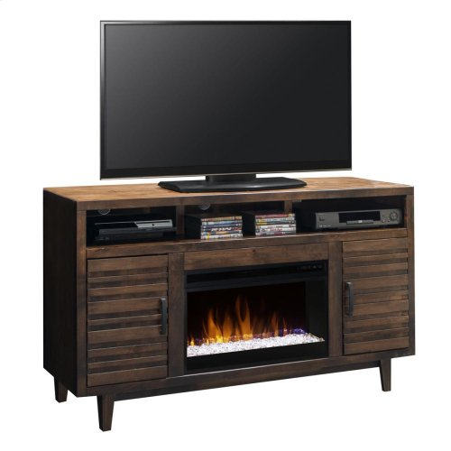 "Glendale 62"" Fireplace Console"