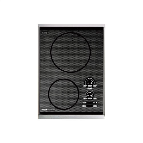 "15"" Induction Cooktop (CT151/S) - Classic Stainless"