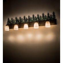 "48""W Tall Pines 5 Light Vanity"