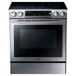 NE58F9500SS Slide-in Electric Range