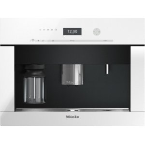 MieleCVA 6401 Built-in coffee machine with bean-to cup system and OneTouch for Two prep. for perfect coffee enjoyment.