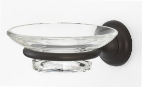 Royale Soap Holder A6630 - Chocolate Bronze