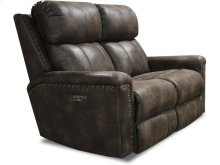 EZ Motion Double Reclining Loveseat with Nails EZ1C03N