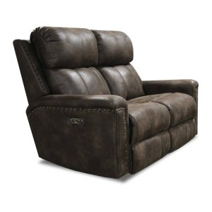 ENGLAND FURNITURE Ez Motion Double Reclining Loveseat With Nails Ez1c03n
