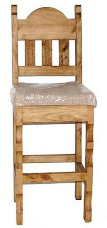 "26"" Barstool W/cushion"