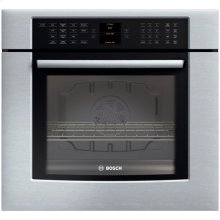 "800 Series 30"" Single Wall Oven - Stainless steel"
