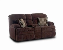 Console Loveseat with 2 Pillows