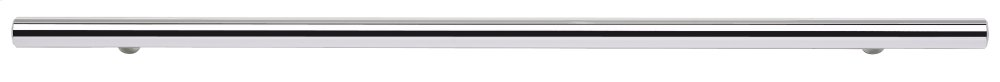 Skinny Linea Pull 11 5/16 Inch (c-c) - Polished Chrome