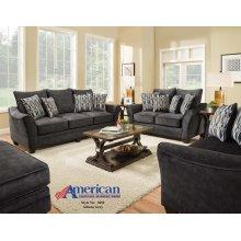 3850 - Athena Gray Sofa