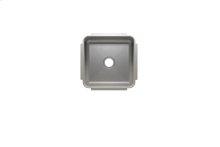 "Classic 003219 - undermount stainless steel Bar sink , 12"" × 12"" × 7"""
