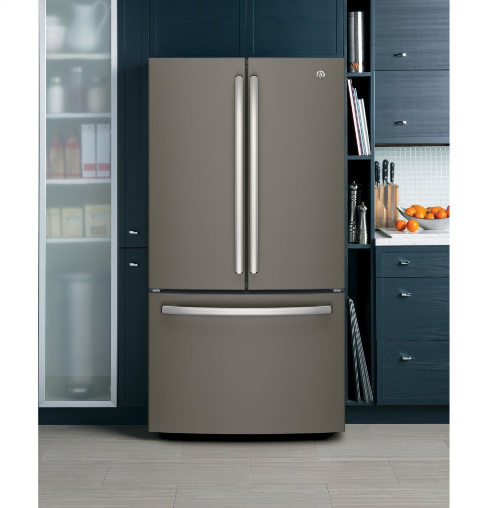 GE® ENERGY STAR® 27.0 Cu. Ft. French Door Refrigerator