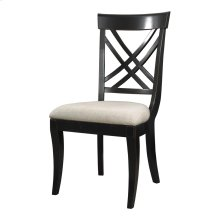 Modern Heritage X Back Side Chair