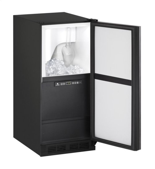 """15"""" Clear Ice Machine Integrated Solid Field Reversible (Pump Not Included)"""