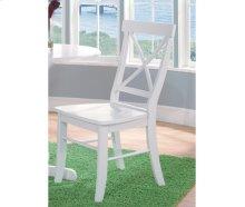 X-Back Chair Pure White