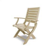 Sand Signature Folding Chair