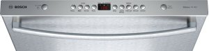 "24"" Bar Handle Dishwasher Ascenta- Stainless steel SHX4AT75UC"