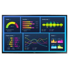 """65"""" Creative Touch Interactive Flat Panel"""
