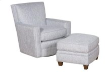Hampton Swivel Glide Chair, Hampton Ottoman