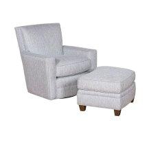 Hampton Swivel Glide Chair, Hampton Ottoman