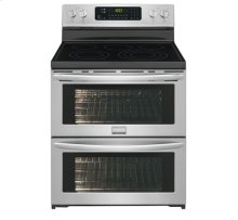 Frigidaire Gallery 30'' Freestanding Electric Double Oven Range