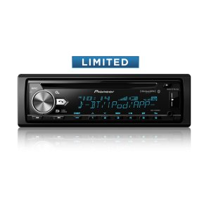 """CD Receiver with Enhanced Audio Functions, Improved Pioneer ARC App Compatibility, MIXTRAX ® , Built-in Bluetooth ® , and SiriusXM-Ready """""""