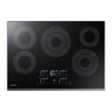 "30"" Electric Cooktop with Sync Elements"